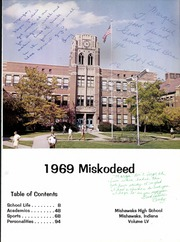 Page 7, 1969 Edition, Mishawaka High School - Miskodeed Yearbook (Mishawaka, IN) online yearbook collection