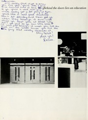 Page 6, 1974 Edition, Madison County High School - Hilltopper Yearbook (Danielsville, GA) online yearbook collection