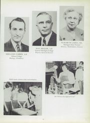 Page 17, 1952 Edition, Manistee High School - Manichigan Yearbook (Manistee, MI) online yearbook collection
