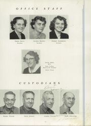 Page 15, 1953 Edition, Manistee High School - Manichigan Yearbook (Manistee, MI) online yearbook collection
