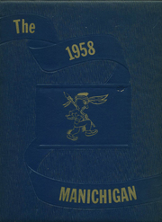 Page 1, 1958 Edition, Manistee High School - Manichigan Yearbook (Manistee, MI) online yearbook collection