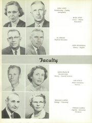Page 14, 1958 Edition, Manistee High School - Manichigan Yearbook (Manistee, MI) online yearbook collection