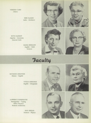 Page 15, 1958 Edition, Manistee High School - Manichigan Yearbook (Manistee, MI) online yearbook collection