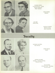 Page 16, 1958 Edition, Manistee High School - Manichigan Yearbook (Manistee, MI) online yearbook collection