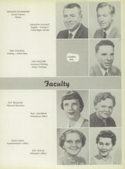 Page 17, 1958 Edition, Manistee High School - Manichigan Yearbook (Manistee, MI) online yearbook collection