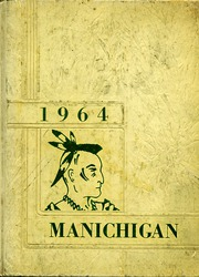 Page 1, 1964 Edition, Manistee High School - Manichigan Yearbook (Manistee, MI) online yearbook collection