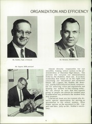 Page 10, 1964 Edition, Manistee High School - Manichigan Yearbook (Manistee, MI) online yearbook collection