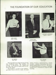 Page 12, 1964 Edition, Manistee High School - Manichigan Yearbook (Manistee, MI) online yearbook collection