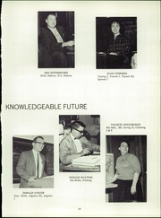 Page 17, 1964 Edition, Manistee High School - Manichigan Yearbook (Manistee, MI) online yearbook collection