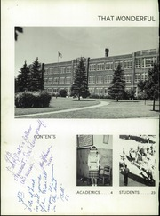 Page 6, 1964 Edition, Manistee High School - Manichigan Yearbook (Manistee, MI) online yearbook collection