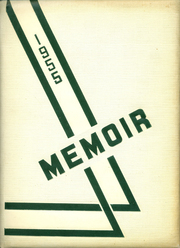 New Knoxville High School - Memoir Yearbook (New Knoxville, OH) online yearbook collection, 1955 Edition, Page 1