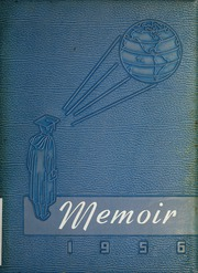 New Knoxville High School - Memoir Yearbook (New Knoxville, OH) online yearbook collection, 1956 Edition, Page 1