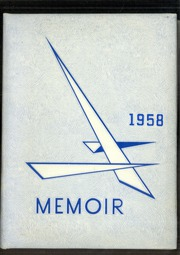 New Knoxville High School - Memoir Yearbook (New Knoxville, OH) online yearbook collection, 1958 Edition, Page 1