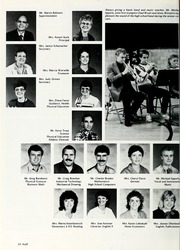 Page 22, 1988 Edition, New Knoxville High School - Memoir Yearbook (New Knoxville, OH) online yearbook collection
