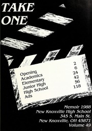 Page 5, 1988 Edition, New Knoxville High School - Memoir Yearbook (New Knoxville, OH) online yearbook collection