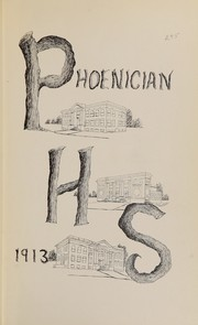 Page 7, 1913 Edition, Phoenix Union High School - Phoenician Yearbook (Phoenix, AZ) online yearbook collection