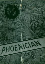 Page 1, 1946 Edition, Phoenix Union High School - Phoenician Yearbook (Phoenix, AZ) online yearbook collection
