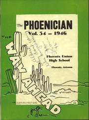 Page 9, 1946 Edition, Phoenix Union High School - Phoenician Yearbook (Phoenix, AZ) online yearbook collection