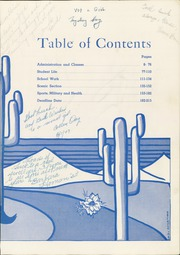 Page 5, 1949 Edition, Phoenix Union High School - Phoenician Yearbook (Phoenix, AZ) online yearbook collection