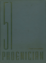 Page 1, 1951 Edition, Phoenix Union High School - Phoenician Yearbook (Phoenix, AZ) online yearbook collection