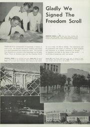 Page 16, 1951 Edition, Phoenix Union High School - Phoenician Yearbook (Phoenix, AZ) online yearbook collection
