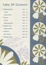 Page 9, 1951 Edition, Phoenix Union High School - Phoenician Yearbook (Phoenix, AZ) online yearbook collection