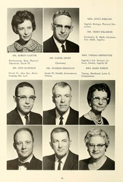 Page 22, 1963 Edition, Clear Creek High School - Memoriae Yearbook (Huntington, IN) online yearbook collection