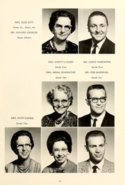 Page 23, 1963 Edition, Clear Creek High School - Memoriae Yearbook (Huntington, IN) online yearbook collection