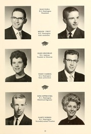Page 27, 1963 Edition, Clear Creek High School - Memoriae Yearbook (Huntington, IN) online yearbook collection