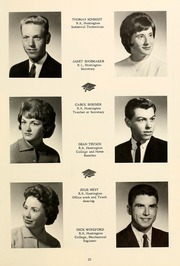 Page 29, 1963 Edition, Clear Creek High School - Memoriae Yearbook (Huntington, IN) online yearbook collection