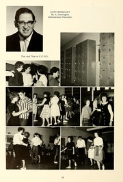 Page 30, 1963 Edition, Clear Creek High School - Memoriae Yearbook (Huntington, IN) online yearbook collection