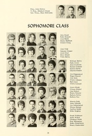 Page 34, 1963 Edition, Clear Creek High School - Memoriae Yearbook (Huntington, IN) online yearbook collection