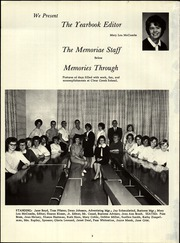 Page 6, 1965 Edition, Clear Creek High School - Memoriae Yearbook (Huntington, IN) online yearbook collection