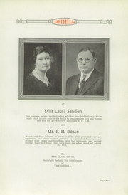 Page 11, 1923 Edition, Reitz Memorial High School - Memorial Review Yearbook (Evansville, IN) online yearbook collection