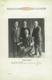 Page 12, 1923 Edition, Reitz Memorial High School - Memorial Review Yearbook (Evansville, IN) online yearbook collection