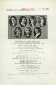 Page 16, 1923 Edition, Reitz Memorial High School - Memorial Review Yearbook (Evansville, IN) online yearbook collection