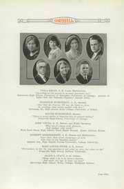 Page 17, 1923 Edition, Reitz Memorial High School - Memorial Review Yearbook (Evansville, IN) online yearbook collection