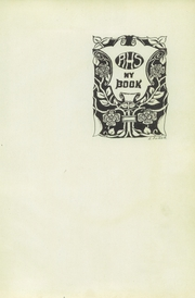 Page 5, 1923 Edition, Reitz Memorial High School - Memorial Review Yearbook (Evansville, IN) online yearbook collection