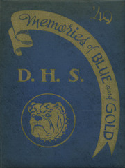 Page 1, 1949 Edition, Dillsboro High School - Blue and Gold Yearbook (Dillsboro, IN) online yearbook collection