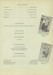 Page 13, 1949 Edition, Dillsboro High School - Blue and Gold Yearbook (Dillsboro, IN) online yearbook collection