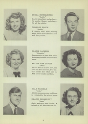 Page 15, 1949 Edition, Dillsboro High School - Blue and Gold Yearbook (Dillsboro, IN) online yearbook collection