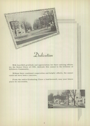 Page 8, 1949 Edition, Dillsboro High School - Blue and Gold Yearbook (Dillsboro, IN) online yearbook collection