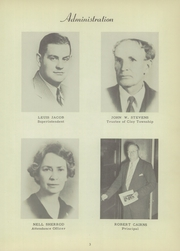 Page 9, 1949 Edition, Dillsboro High School - Blue and Gold Yearbook (Dillsboro, IN) online yearbook collection