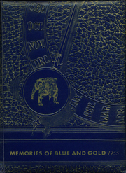 Page 1, 1955 Edition, Dillsboro High School - Blue and Gold Yearbook (Dillsboro, IN) online yearbook collection