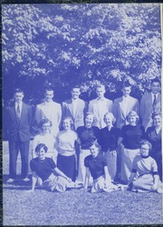 Page 2, 1955 Edition, Dillsboro High School - Blue and Gold Yearbook (Dillsboro, IN) online yearbook collection