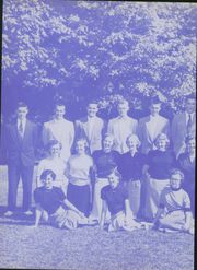 Page 6, 1955 Edition, Dillsboro High School - Blue and Gold Yearbook (Dillsboro, IN) online yearbook collection