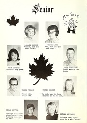 Page 14, 1968 Edition, Wesley Central High School - Memories Yearbook (Fillmore, Saskatchewan Canada) online yearbook collection