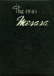 Page 1, 1945 Edition, Ottawa Hills High School - Mesasa Yearbook (Ottawa Hills, OH) online yearbook collection