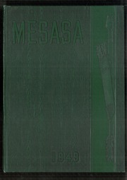 1949 Edition, Ottawa Hills High School - Mesasa Yearbook (Ottawa Hills, OH)