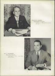 Page 10, 1951 Edition, Ottawa Hills High School - Mesasa Yearbook (Ottawa Hills, OH) online yearbook collection